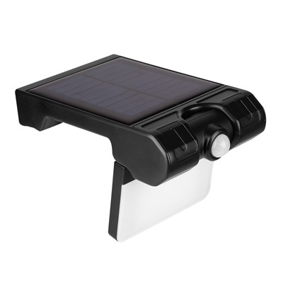 3W 230Lm +-10% IP54 PIR SOLAR LIGHT