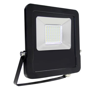 50W 4500Lm 6.5K IP65 FLOOD ALUMINIUM